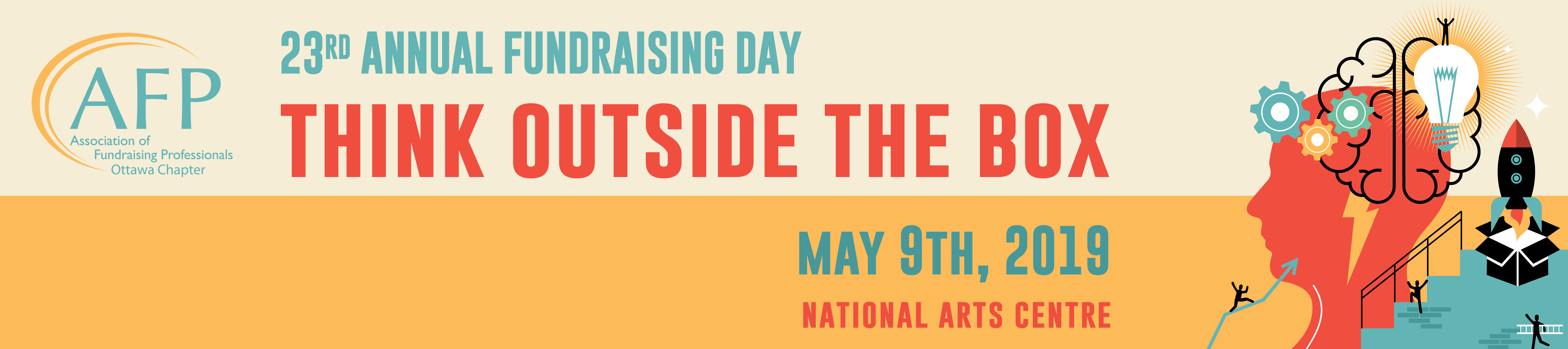 AFP Ottawa Fundraising Day, May 9, 2019