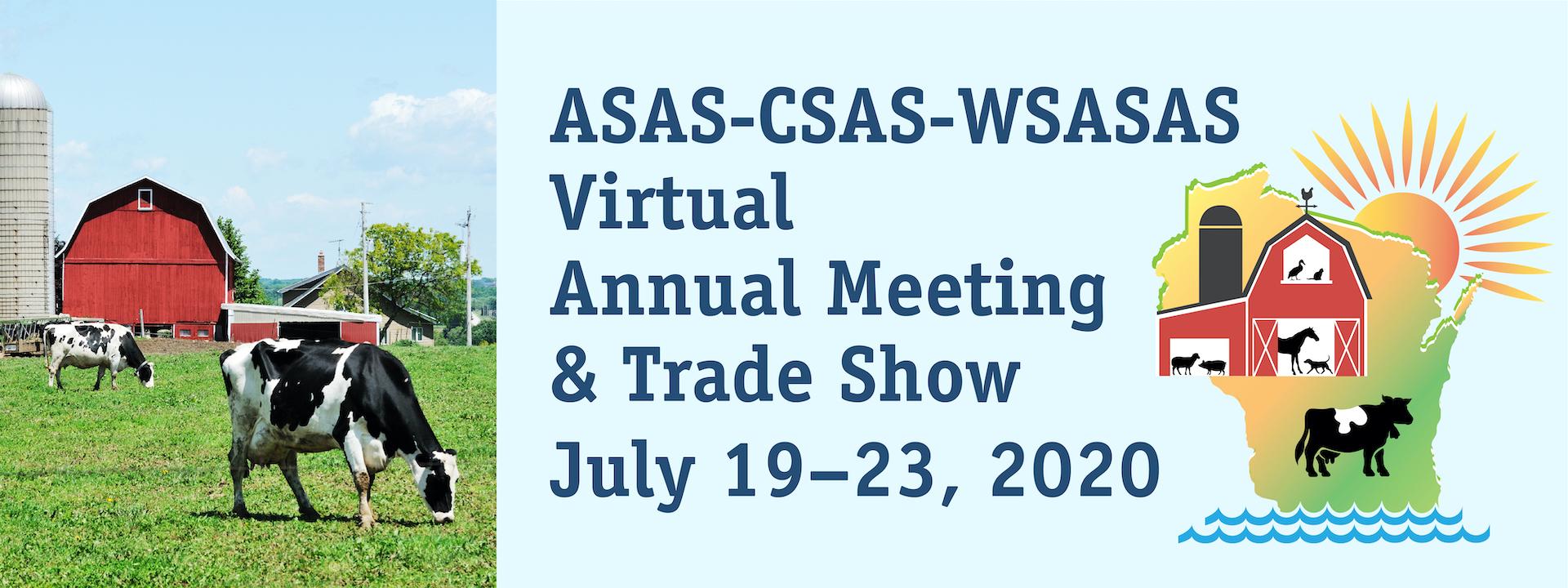 2020 ASAS-CSAS Annual Meeting & Trade Show