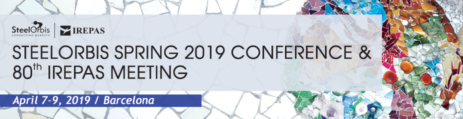 SteelOrbis Spring 2019 Conference & 80th IREPAS Meeting