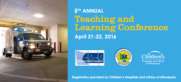 EMS Teaching and Learning Conference