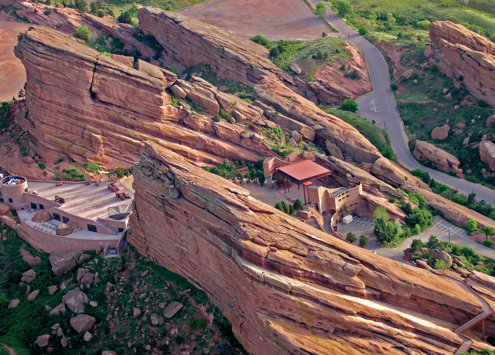 Red Rocks Park  Amphitheater (2)