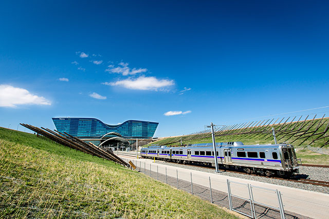 Denver Airport Rail