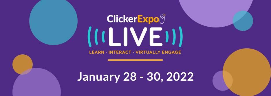ClickerExpo LIVE 2022