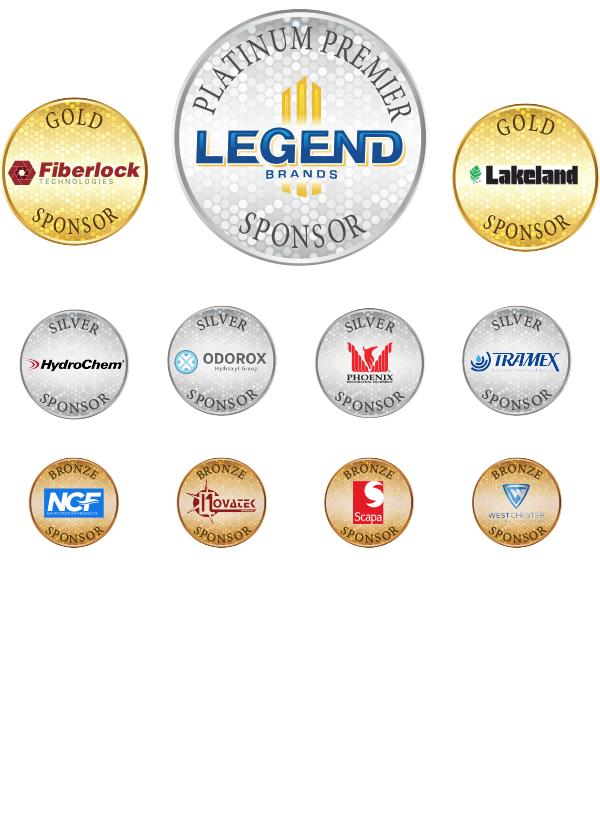 NeXus 2019 Sponsor Medals stacked