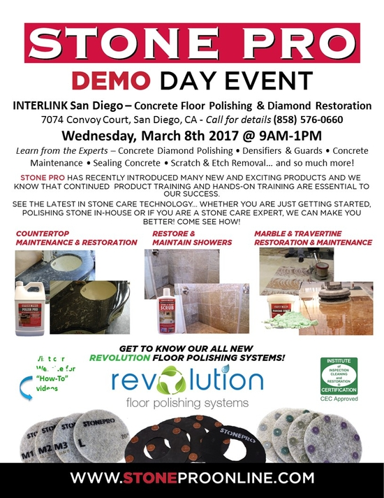 Demo Event Flyer 3 8 2017