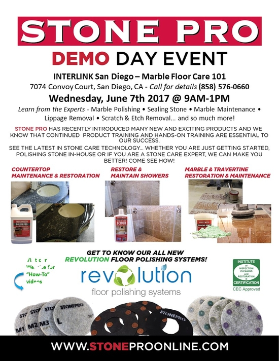 Demo Event Flyer 6 7 2017
