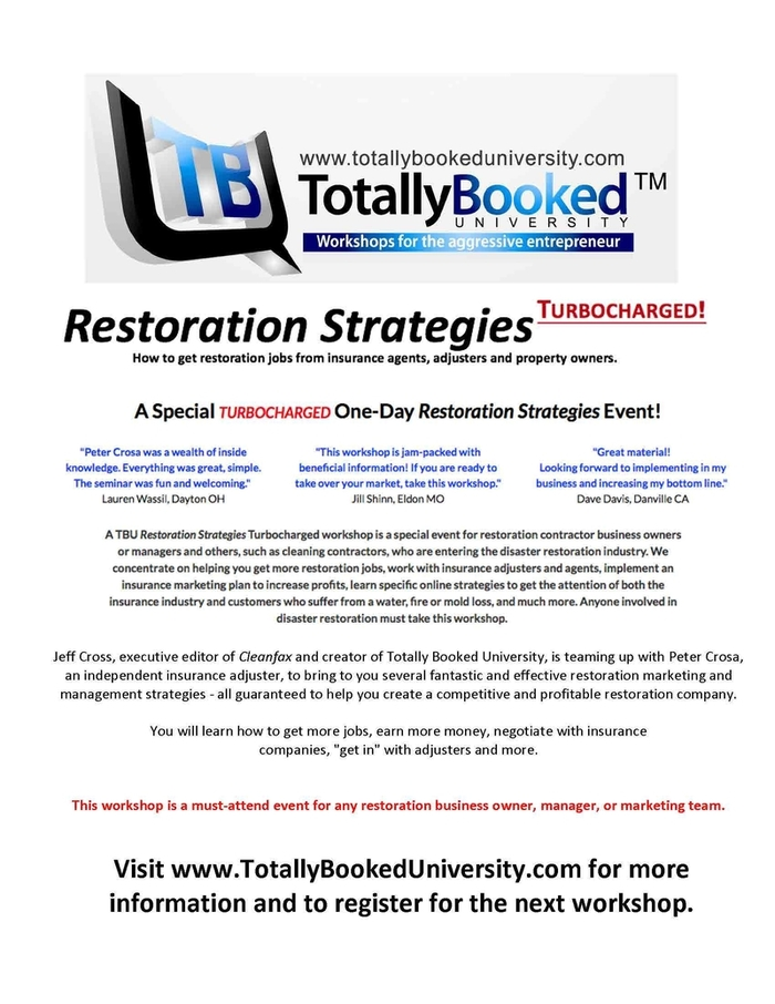 Restoration Strategies Flyer1