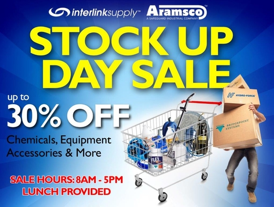 Stock Up Day pc front