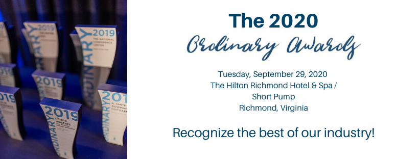 Ordinary Awards banner for nominations - final