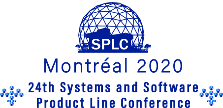 24TH ACM INTERNATIONAL SYSTEMS AND SOFTWARE PRODUCT LINE CONFERENCE  (SPLC 2020)