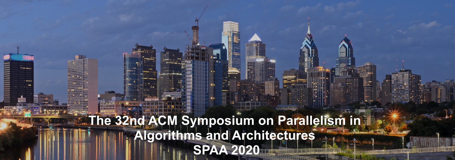 The 32nd ACM Symposium on Parallelism in Algorithms and Architectures (SPAA 2020)