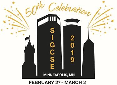 SIGCSE 2019