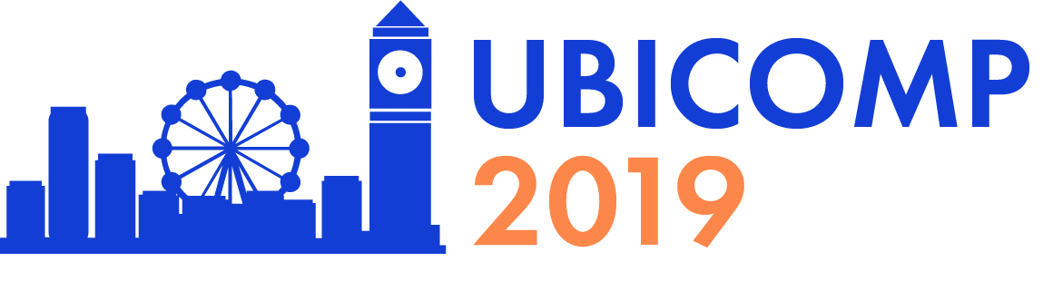 UBICOMP/ISWC 2019 Registration