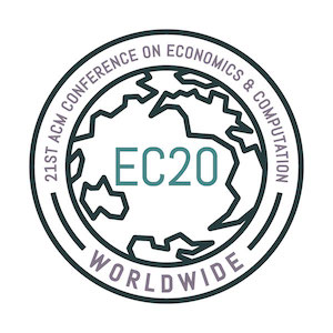 ACM Conference on Economics and Computation (EC 2020)