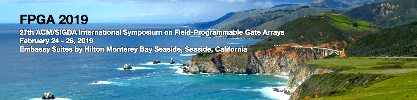 27th ACM/SIGDA International Symposium on Field-Programmable Gate Arrays (FPGA)