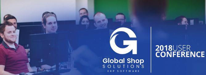 Global Shop Solutions User Conference-July 2018
