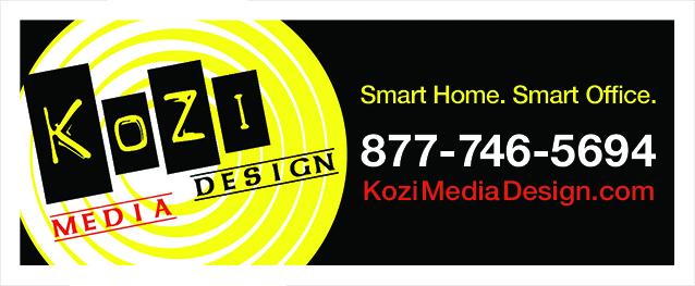 Kozi Media Design Logo