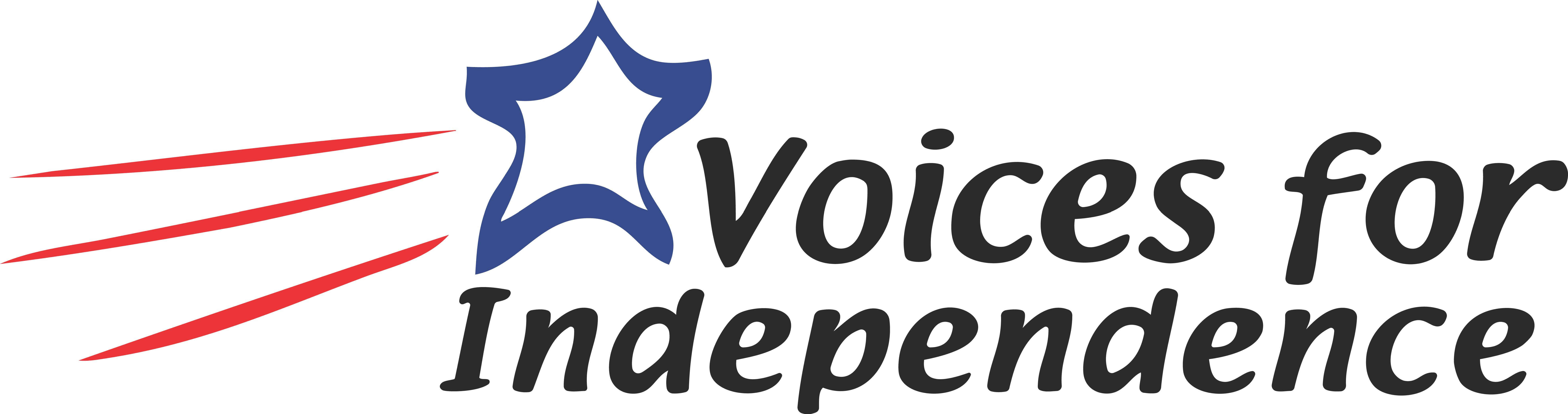 Voices for Independence Logo