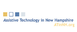 Assistive Technology in New Hampshire  Logo