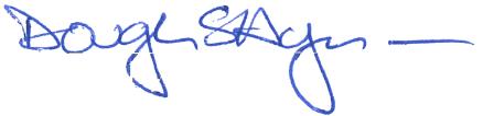 Doug Signature