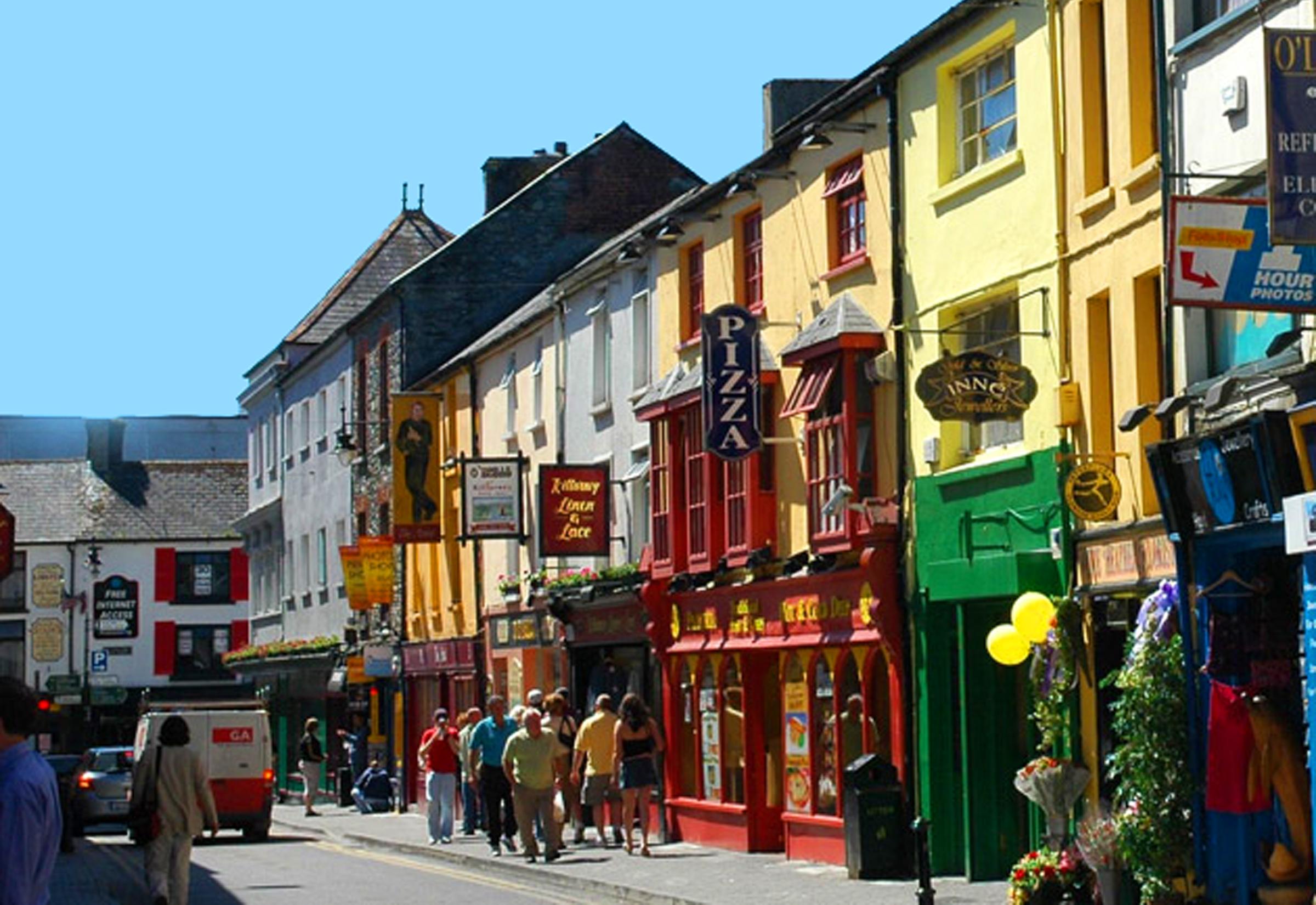 Killarney-town
