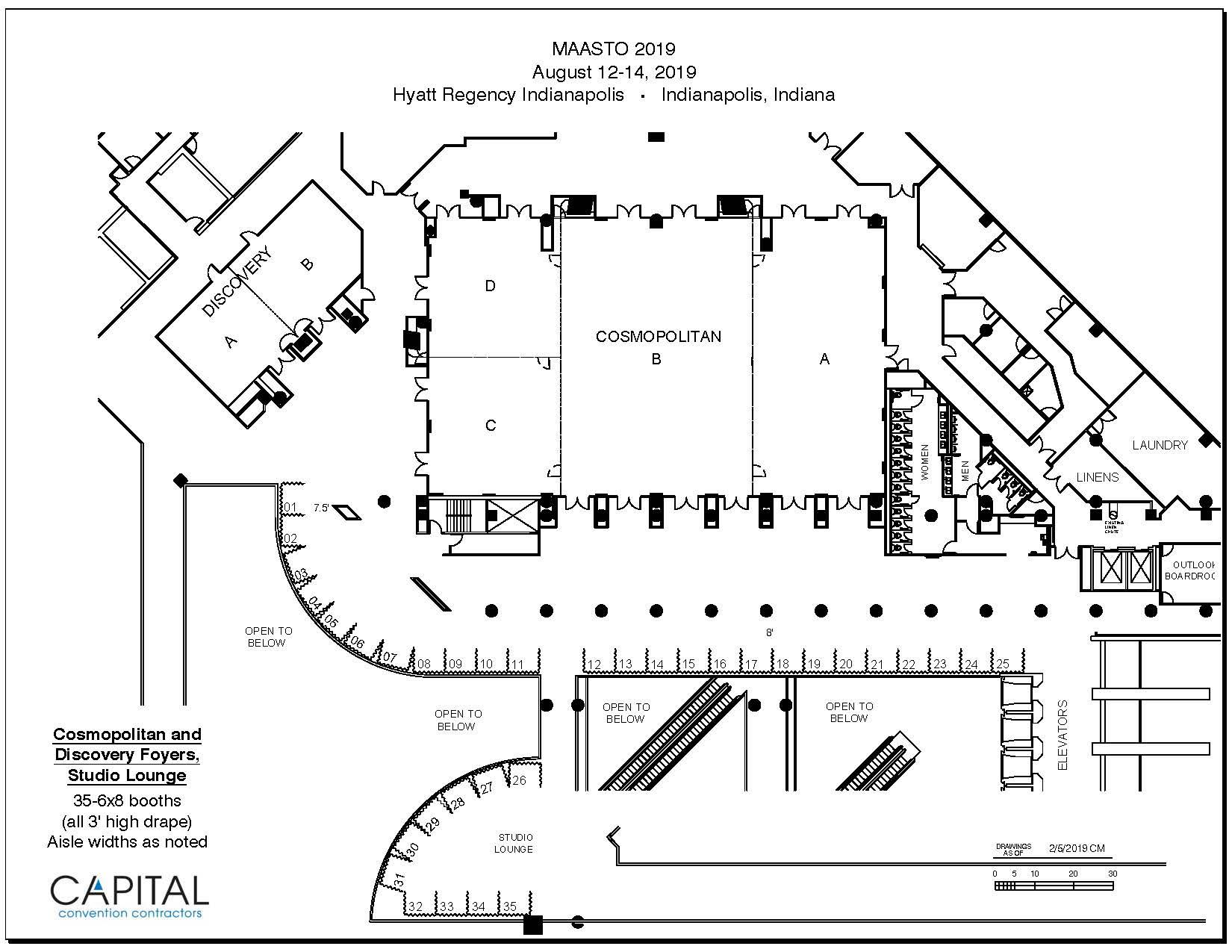 Floorplan MAASTO New