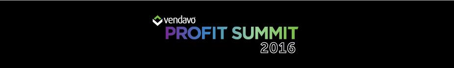Vendavo Profit Summit 2016