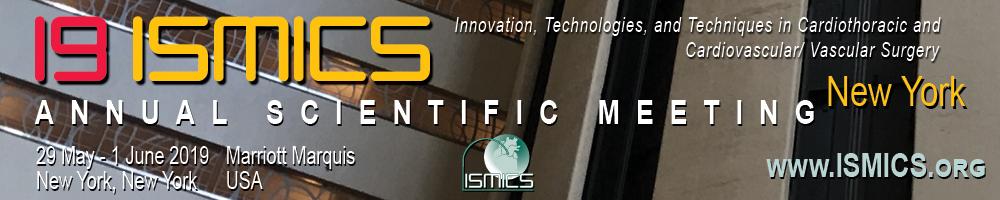 ISMICS 2019 Annual Meeting