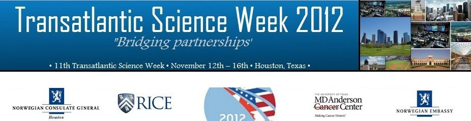 Transatlantic Science Week 2012