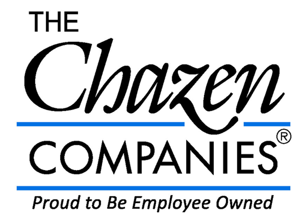 Chazen Logo proud to be employee owned (new)