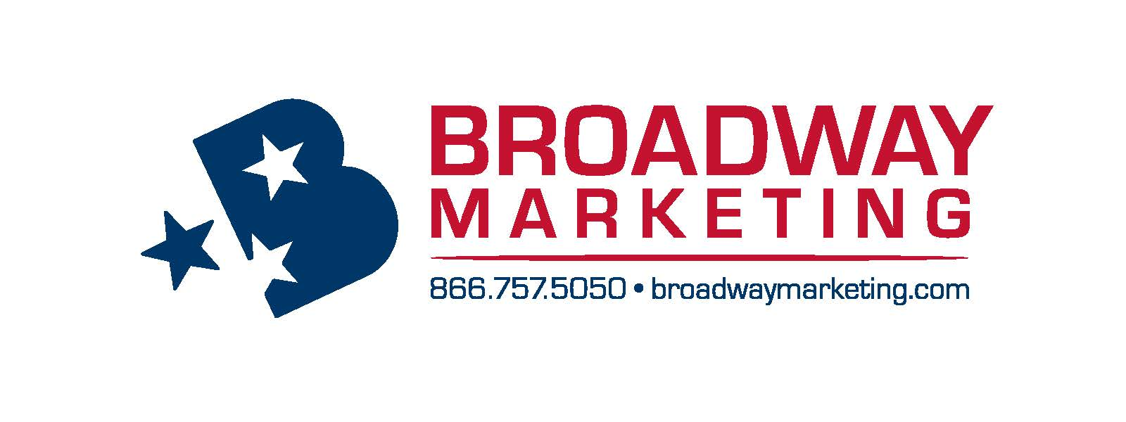 Broadway Marketing Logo