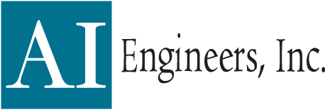 AI Engineers, Inc. Logo Pantone 315C