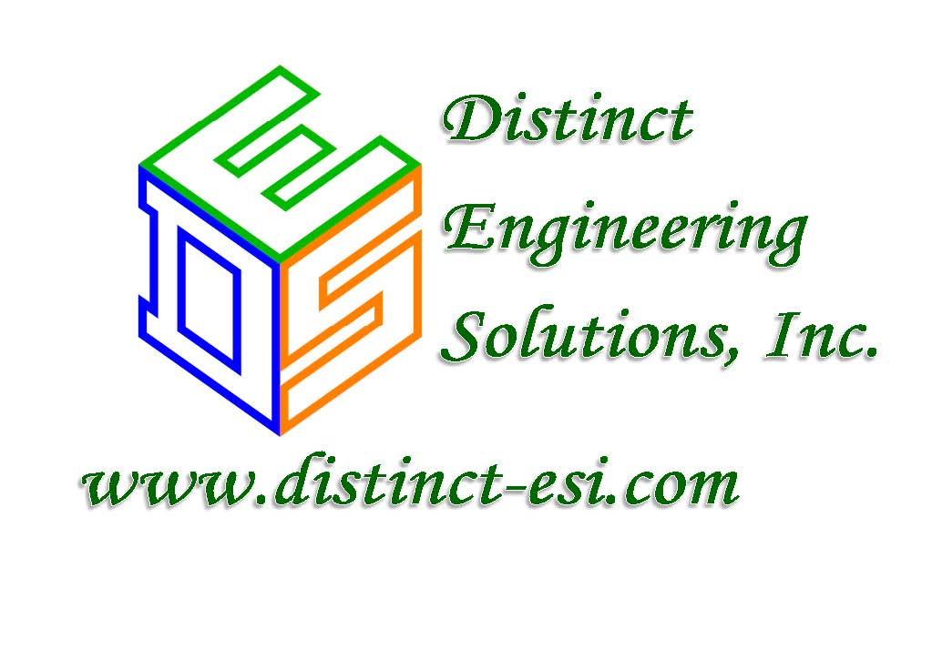 DESI  logo & web address