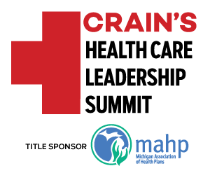 2016 Crain's Health Care Leadership Summit