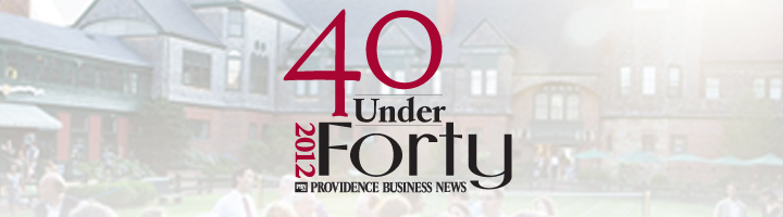 PBN's 2012 40 Under Forty Event