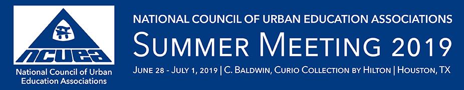 2019 NCUEA Summer Meeting