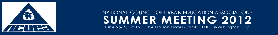 2012 NCUEA Summer Meeting