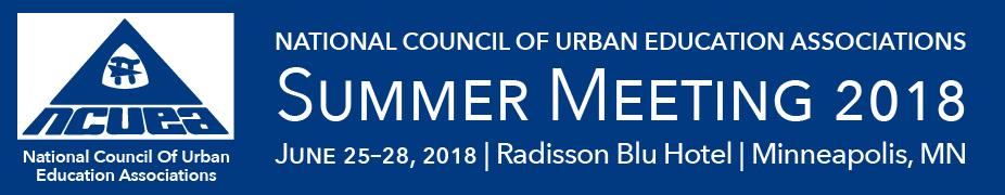 2018 NCUEA Summer Meeting