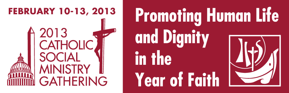 2013 Catholic Social Ministry Gathering