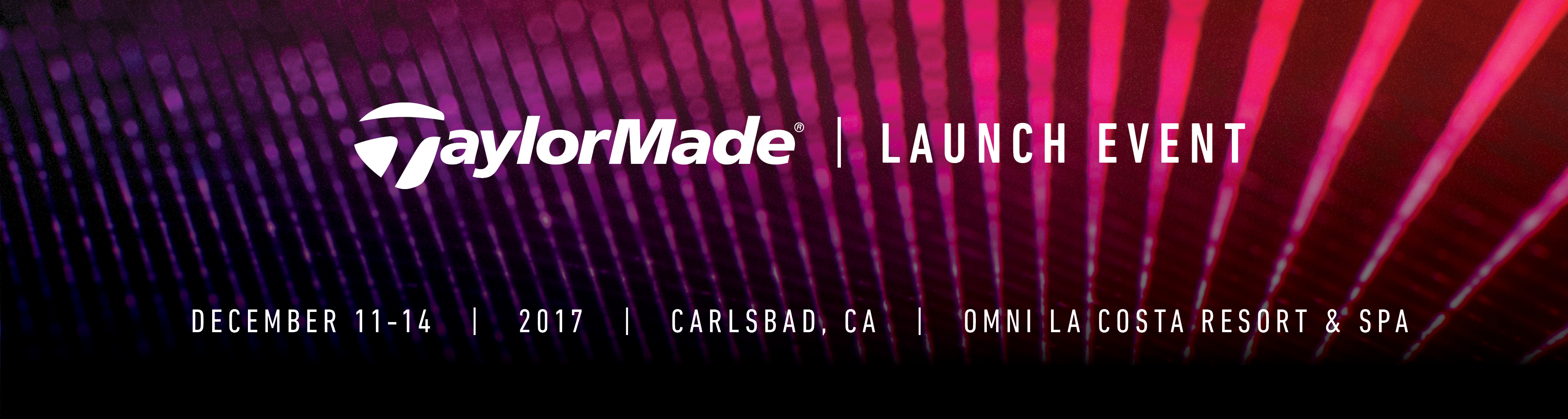 TaylorMade Launch