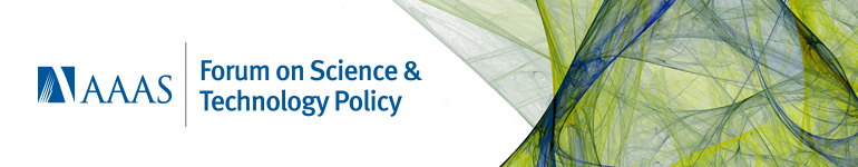 AAAS Forum on Science & Technology Policy