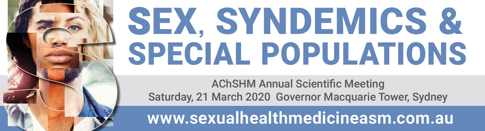 AChSHM Annual Scientific Meeting 2020