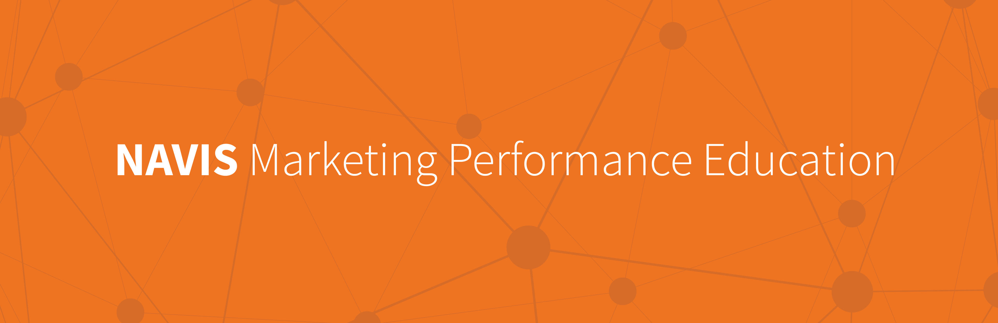NAVIS Marketing Performance Education Spring 2019