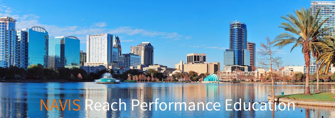 NAVIS Reach Performance Education Fall 2017