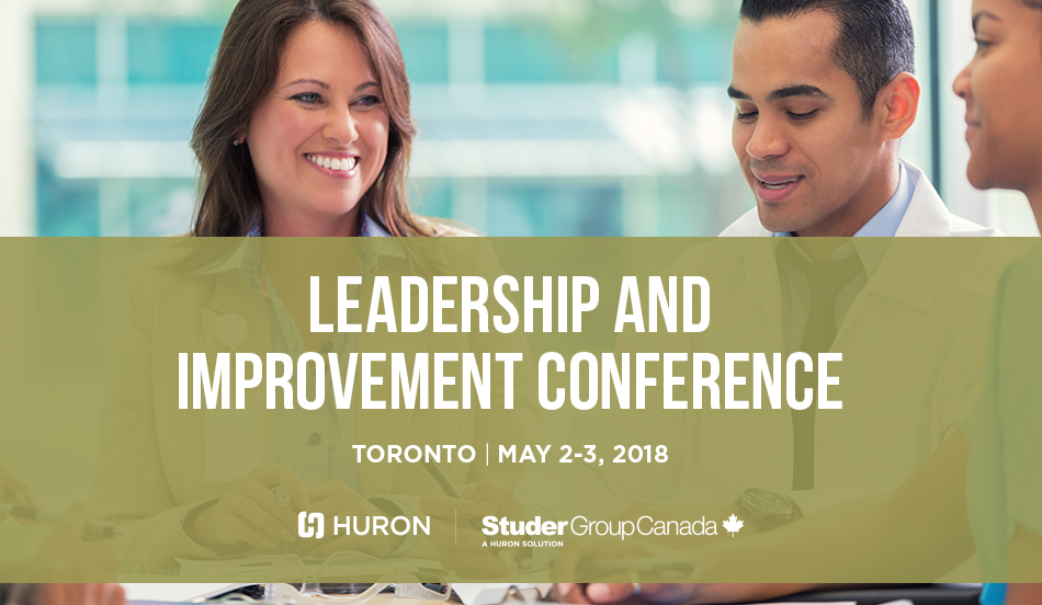 Leadership and Improvement Conference Toronto