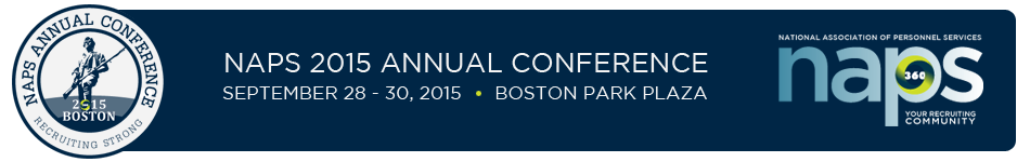 NAPS 2015 Conference