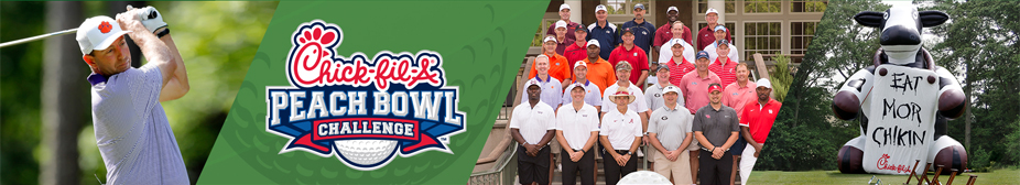 2017 Chick-fil-A Peach Bowl Challenge