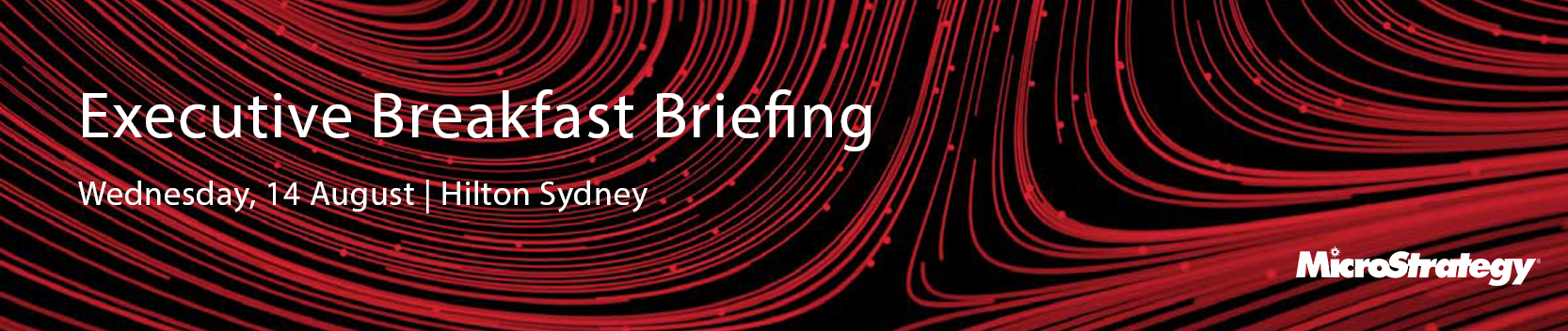 Executive Breakfast Briefing - Sydney