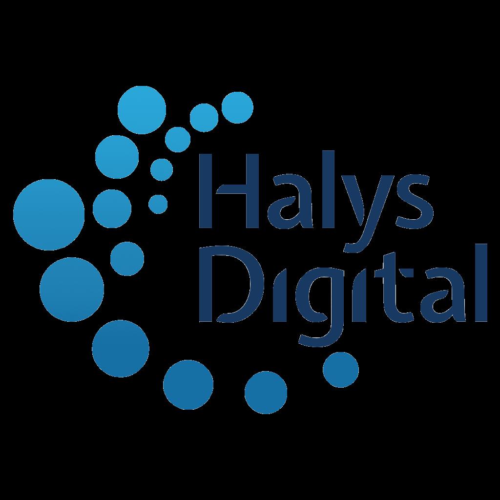 Halys Digital logo