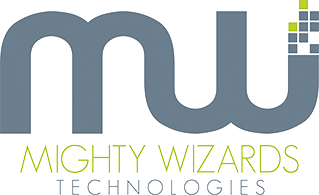 Mighty Wizard logo